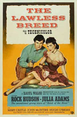 The Lawless Breed - 27 x 40 Movie Poster - Style A