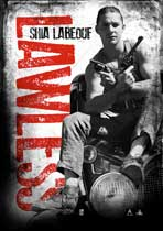 Lawless - 43 x 62 Movie Poster - Bus Shelter Style D