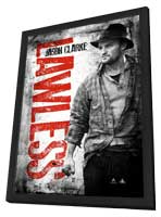 Lawless - 11 x 17 Movie Poster - Style G - in Deluxe Wood Frame