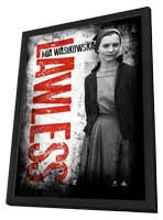 Lawless - 27 x 40 Movie Poster - Style E - in Deluxe Wood Frame