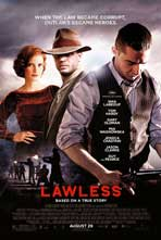 Lawless - 11 x 17 Movie Poster - Style H