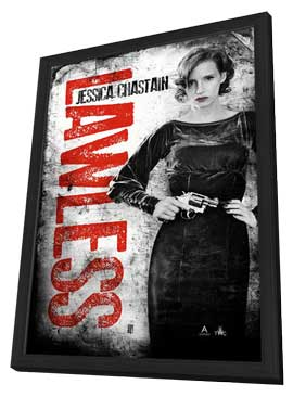 Lawless - 27 x 40 Movie Poster - Style B - in Deluxe Wood Frame