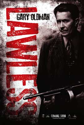 Lawless - DS 1 Sheet Movie Poster - Style B