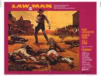 Lawman - 11 x 14 Movie Poster - Style A