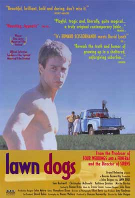 Lawn Dogs - 11 x 17 Movie Poster - Style A