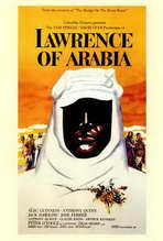 Lawrence of Arabia - 27 x 40 Movie Poster - Style D
