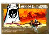 Lawrence of Arabia - 20 x 40 Movie Poster - Belgian Style A