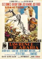 Lawrence of Arabia - 11 x 17 Movie Poster - Italian Style B