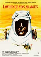 Lawrence of Arabia - 11 x 17 Movie Poster - German Style B