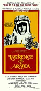 Lawrence of Arabia - 20 x 40 Movie Poster - Style A