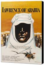Lawrence of Arabia - 11 x 17 Movie Poster - Style O - Museum Wrapped Canvas