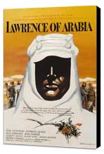 Lawrence of Arabia - 27 x 40 Movie Poster - Style E - Museum Wrapped Canvas