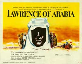 Lawrence of Arabia - 11 x 14 Movie Poster - Style B