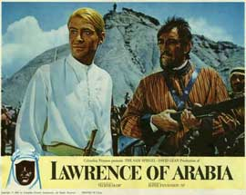 Lawrence of Arabia - 11 x 14 Movie Poster - Style D