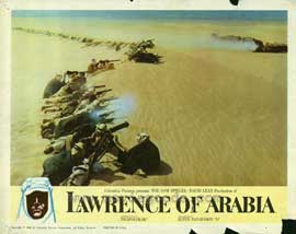 Lawrence of Arabia - 11 x 14 Movie Poster - Style E
