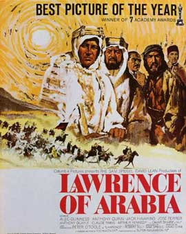Lawrence of Arabia - 11 x 17 Movie Poster - Style I