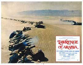Lawrence of Arabia - 11 x 14 Movie Poster - Style A