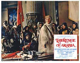 Lawrence of Arabia - 11 x 14 Movie Poster - Style I