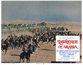 Lawrence of Arabia - 11 x 14 Movie Poster - Style J