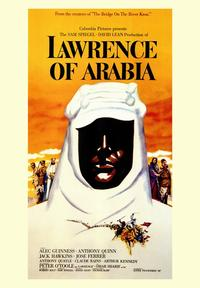 Lawrence of Arabia - 41 x 81 3 Sheet Movie Poster - Style A