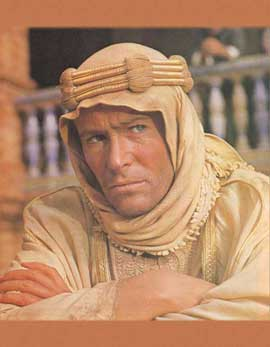 Lawrence of Arabia - 11 x 14 Movie Poster - Style K