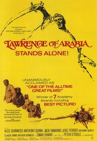 Lawrence of Arabia - 43 x 62 Movie Poster - Bus Shelter Style B