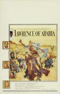 Lawrence of Arabia - 11 x 17 Movie Poster - Style Q