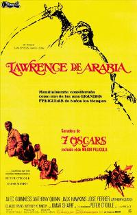 Lawrence of Arabia - 11 x 17 Movie Poster - Spanish Style A