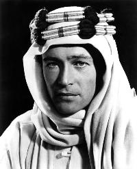 Lawrence of Arabia - 8 x 10 B&W Photo #1