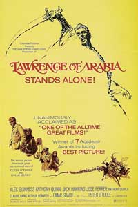 Lawrence of Arabia - 11 x 17 Movie Poster - Style R