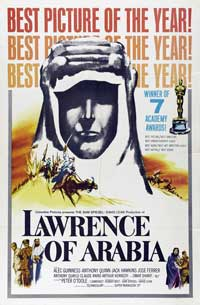 Lawrence of Arabia - 11 x 17 Movie Poster - Style S