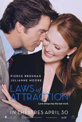 Laws of Attraction - 11 x 17 Movie Poster - Style A