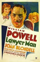 Lawyer Man - 11 x 17 Movie Poster - Style B