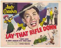 Lay That Rifle Down - 27 x 40 Movie Poster - Style A