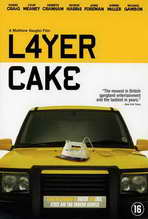 Layer Cake - 27 x 40 Movie Poster - Danish Style A