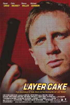 Layer Cake - 27 x 40 Movie Poster - Style A