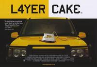Layer Cake - 43 x 62 Movie Poster - Bus Shelter Style A