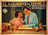 Lazarillo de Tormes, El - 27 x 40 Movie Poster - Spanish Style B