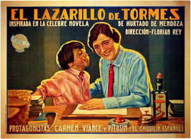 Lazarillo de Tormes, El - 11 x 17 Movie Poster - Spanish Style A