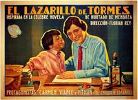 Lazarillo de Tormes, El - 11 x 17 Movie Poster - Spanish Style B