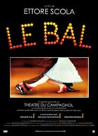 Le Bal - 11 x 17 Movie Poster - French Style B