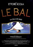 Le Bal - 43 x 62 Movie Poster - Spanish Style A