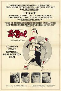 Le Bal - 11 x 17 Movie Poster - Style A