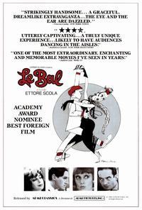 Le Bal - 27 x 40 Movie Poster - Style A