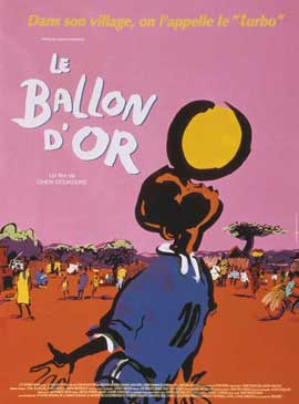 Le ballon d'or - 11 x 17 Movie Poster - French Style A