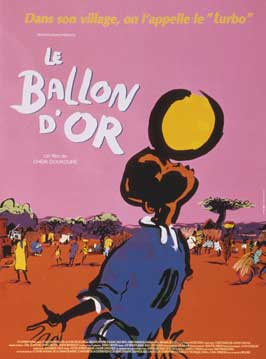 Le ballon d'or - 43 x 62 Movie Poster - French Style A