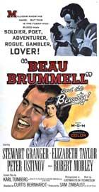 Le beau Brummel - 11 x 17 Movie Poster - Style A