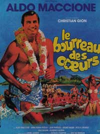 Le bourreau des coeurs - 11 x 17 Movie Poster - French Style A