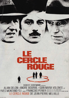 Le cercle rouge - 11 x 17 Movie Poster - French Style A