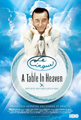 Le Cirque: A Table in Heaven - 11 x 17 Movie Poster - Style A